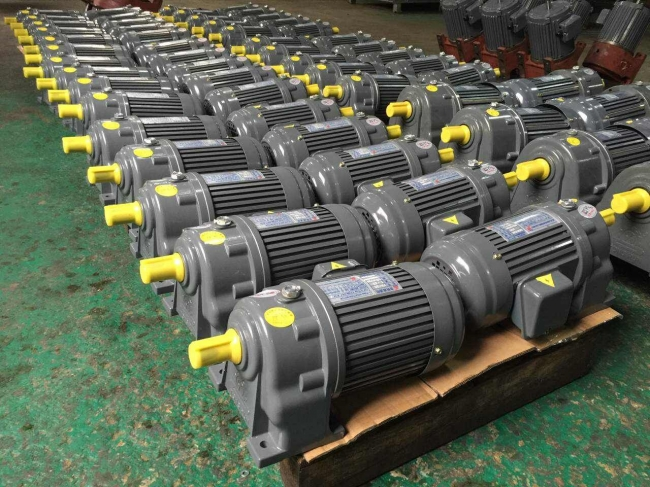 gear motor reducer manufacturing process
