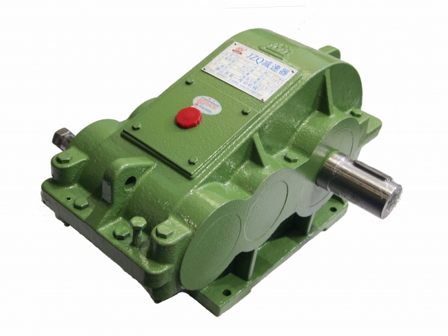 JZQ gear reducer for boat winch hoist winding