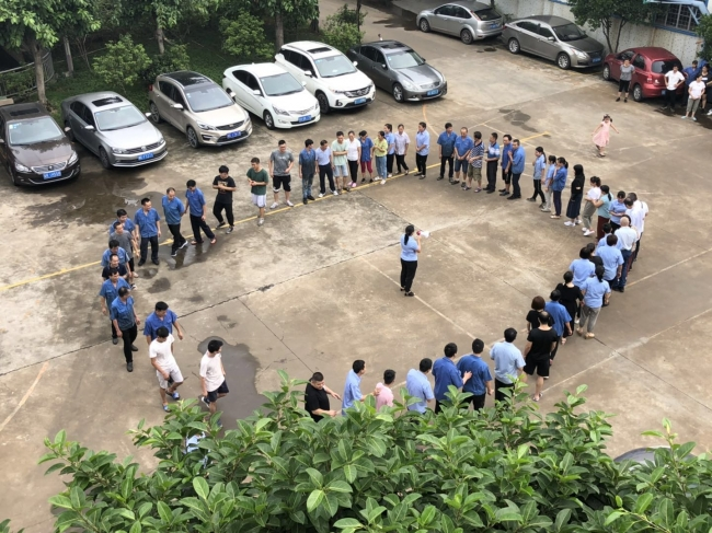 2020 mid autumn festival happy games in our company,YYGEAR-a trusted gearbox motor reducer manufacturer and supplier