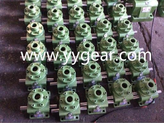 WPT30-1:12 worm screw jack ship to Vietnam