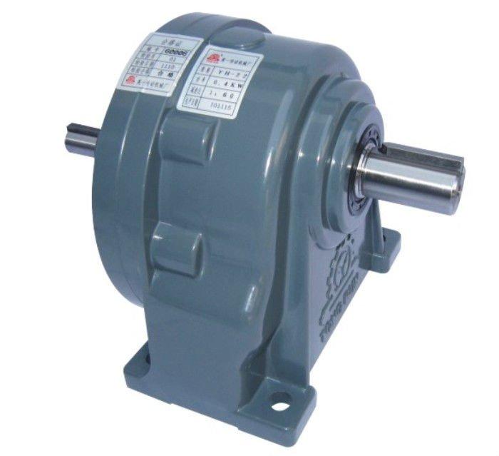 Yhd shaft mount helical gear reducer