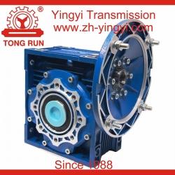 NMRV063-1:7.5-80B14-0.55KW Worm Gear box motor reducer
