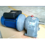 AC Single Phase Helical Gear Motor