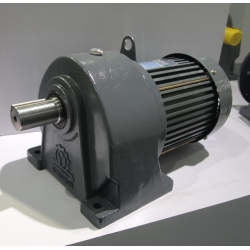2.0HP,1.5KW,1500W foot mounted gearmotor gearbox reducer