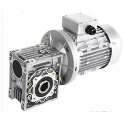 1.1KW,100w,1.5hp NMRV worm gearbox motor reducer