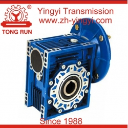 NMRV063-1:10-80B5-0.55KW Worm Gear box motor reducer