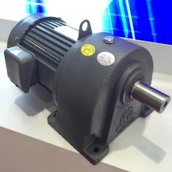 1.0HP,0.75kw,750w foot mounted gearmotor gearbox reducer