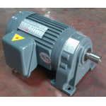 0.1kw,100w,1/8hp-Helical gear motor reducer