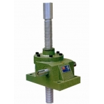 0.55kw,550w,0.5hp worm screw jack lift