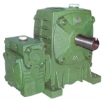 WPEA Double stage Worm Gearbox Speed Reducer