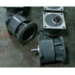 0.1kw,100w,0.125hp Helical Gear Reducer,Speed Reducer,Motor Reducer
