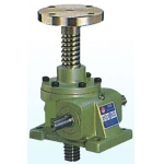 2Tons electric worm screw jack