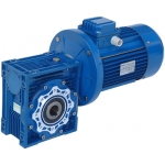 NMRV Worm Gear box reducer with Motor