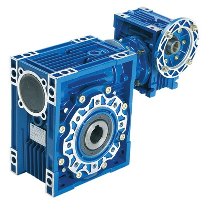 NMRV double worm gearbox