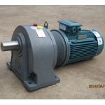 10HP,7.5KW,7500W foot mounted gearmotor gearbox reducer