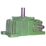 WPO120 Worm Gearbox Speed Reducer