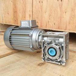 0.55KW,550w,0.5hp NMRV worm gearbox motor reducer