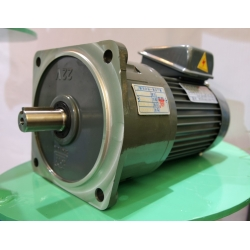 0.55kw,550w,0.5hp-Vertical Helical Gear Motor Reducer
