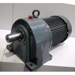 3.7kw,3700w,5.0hp-Helical gear motor reducer