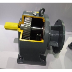 2.2kw,2200w,3hp Helical Gear Reducer,Speed Reducer,Motor Reducer